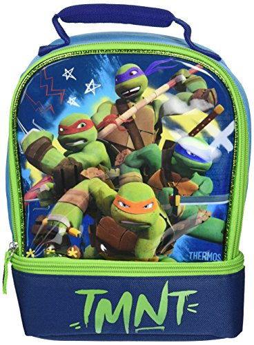 TMNT Thermos Dual Compartment Lunch Kit