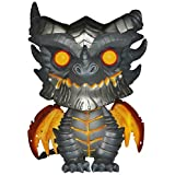 Funko Pop Games Wow Oversized Deathwing Figure, Multi Color (6-inch)