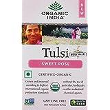 Organic India Tulsi Sweet Rose - 18 Tea Bags
