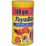 Petsplanet ToyaBits Colour & Growth Food For Discuss & All Demanding Fish 400gm