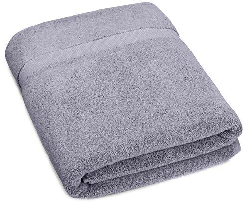 Pinzon Luxury 820-Gram Bath Towel - Platinum