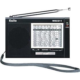 Kaito WRX911 - Worldband radio.