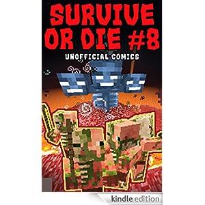 Comic Books: SURVIVE OR DIE 8 (Unofficial Comics) (Comic