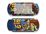 Toy Story 3D psp vita 3000 skin decal for console