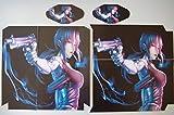 EBTY-Dreams Inc. - Sony Playstation 4 (PS4) - Black Lagoon Anime Girl Revy Rebecca Vinyl Skin Sticker Decal Protector by EBTY-Dreams Inc.