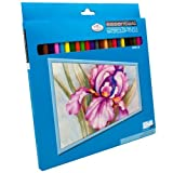 Royal & Langnickel Watercolor Pencil Set, 24-Piece