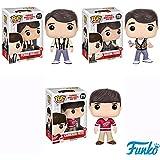 Pop! Movies: Ferris Buellers Day Off Ferris Bueller, Dancing Ferris And Cameron Frye Vinyl Figures! Set Of 3