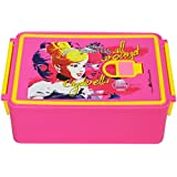 Disney Cinderella Lunch Box, 960ml, Pink/Yellow