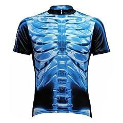Primal Wear Mens X-Ray Original Short Sleeve Cycling Jersey - XRA1J10M