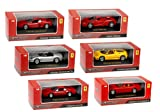 Hot Wheels Ferrari Grand Prix Collection - Styles May Vary