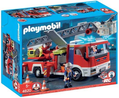 Playmobil - Camión de bomberos