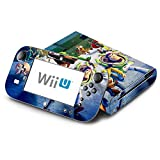 Toy Story 3 Decorative Decal Cover Skin for Nintendo Wii U Console and GamePad
