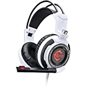Luys GS941 USB Gaming Headset With Bass Vibration 7.1 Surround Stereo Sound Headphone With Mic For PC Game Headsets...