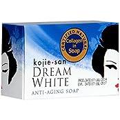 Kojie San Dream White Anti Aging Soap - 135gm