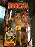 Jakks Pacific Best of Rocky Action Figure Rocky Balboa Rocky I Vs. Creed Post Fight