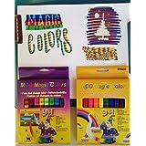 Magic Pens - Magic Colors - Magic Markers