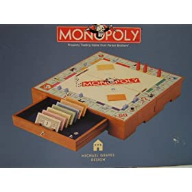 Click to buy Michael Graves Monopoly from Amazon!