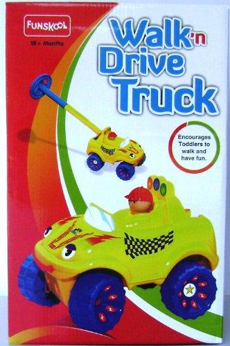 Funskool Walk And Drive Truck