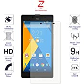 Micromax YU Yuphoria YU5010 Glass Screen Protector Tempered Glass-Pack Of 1 , IZU® Pro Tempered Glass Ballistics...