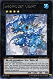 Yu-Gi-Oh! - Snowdust Giant (ABYR-EN049) - Abyss Rising - Unlimited Edition - Rare