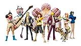 One Piece Film Z Opening clothes Chozokeii Damashii figure (Box of 8)