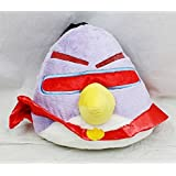 "Angry Birds SPACE - Lazer Bird 13"" Plush Back Pack, Licensed"