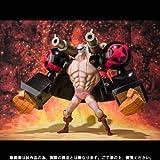 Figuarts ZERO ONE PIECE FILM Z battle clothes Ver. Set (Luffy Chopper Franky)