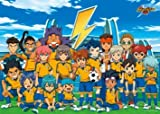 300-L339 Inazuma Eleven GO 300 Large piece of Raimon soccer club (japan import) by ensky