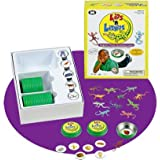 Lids N Lizards Magnetic Photo Vocabulary Game - Super Duper Educational Learning Toy For Kids