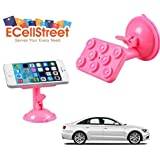 ECellStreet TM 360° Degree Rotating Multi-function Stand Bracket Mounts Placing Plate Suction Cup Sucker Audi S7