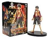 Banpresto 48213 Volume 1 Monkey D. Luffy DXF The Grandline Men One Piece Film Z 6 'Action Figure by Banpresto ...