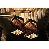 Sylvn Studio Twins Helix Ceiling Lamp