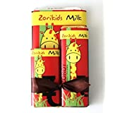ZOROY Chocolate Zorikids Bar Bundle Bundle Of 3 Milk Chocolate Slabs