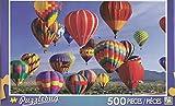 Puzzlebug 500 Piece Puzzle ~ Morning Flight, Albuquerque Balloon Fiesta