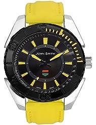 John Smith Black Dial Analog Watch For Men - JS21002_Y