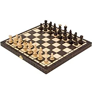 chess set amazon 13 inch pearl folding chess set toys amp 29756