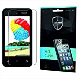 Clear Shield Clear Protector Screen Guard For Micromax Bolt D303