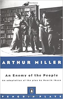 An Enemy of the People Essay Questions