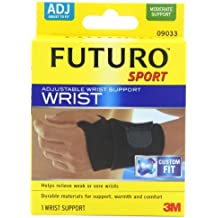Futuro Sport Adjustable Wrist Support Size: Pack Of 1 Model: Home&Work Tools