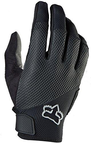 Fox Racing Reflex Gel Mountain Bike Gloves, Black, Small