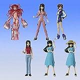 Gashapon Fafner in the Azure Mini Figure~Maya Toumi