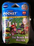 V.smile Pocket Learning System Super Why the Beach Day Mystery