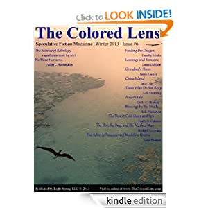 The Colored Lens: Winter 2013