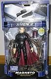 Marvel X-men 2 Magneto w/ Mutant Power Door Opening Action