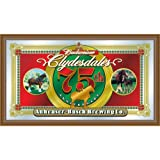 "Budweiser ""Clydesdales 75th Anniversary"" Framed Logo Mirror"