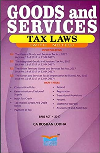 Goods And Services Tax Laws
