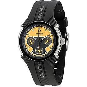 SECTOR (セクター) 腕時計 195 イエロー 3251 195 075 レディース