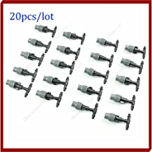Generic 20pcs/lot Garden Misting Atomizing Greenhouse Flower Plant Sprinkler Nozzles Tee Newest Good Quality