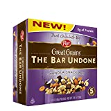 Post Great Grains The Undone Bar Dark Chocolate Granola Snack Mix (Pack Of 2)