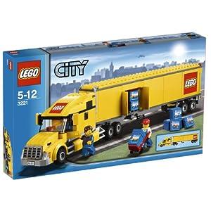 "Bei amazon: LEGO City  ""LKW"" [Spielzeug] für 19,99 €"